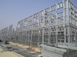 Sfs Light Gauge Steel Framing Qed Structures